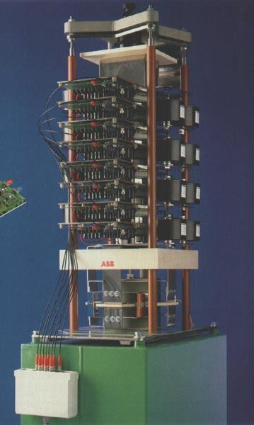 Picture for category Reverse Blocking Capacitor Discharge Switch Coaxial built-up, with current limiting resistors