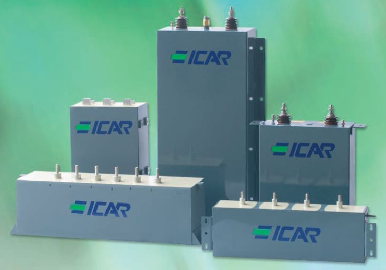 Picture for category Custom DC Link Capacitors