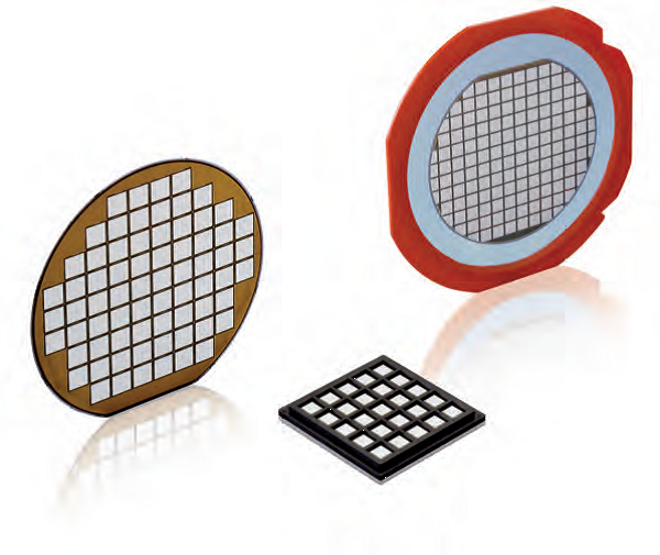 Picture for category Diode Dies