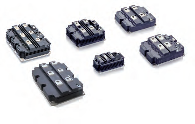 Picture for category IGBT Hipak Modules