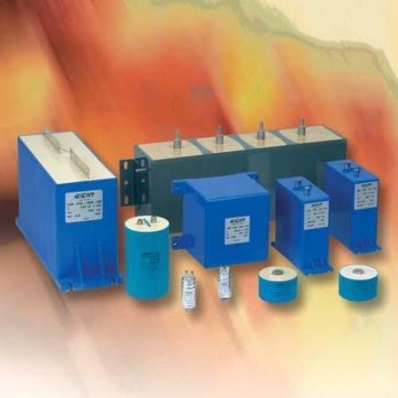Picture for category Power Capacitors