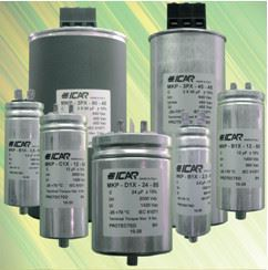 Picture for category Urms: 850V __ UN: 1200V __ Three Phase AC filter capacitors