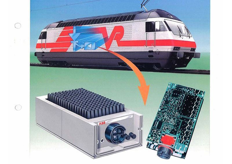 Picture for category Control Unit for GTO Thyristors