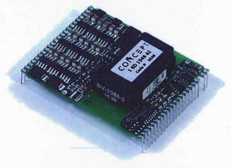Picture for category Single Channel High-Power SCALE IGBT Driver Core