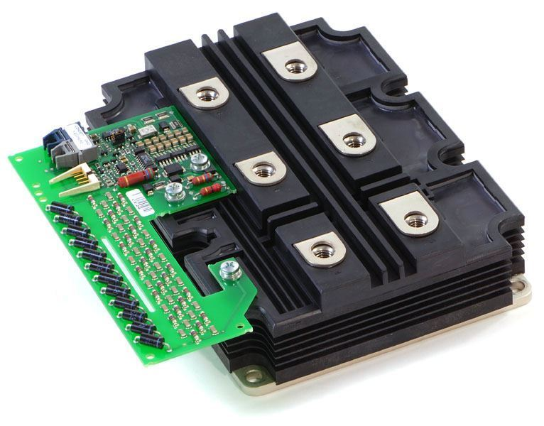 Picture for category Single Channel SCALE Plug-and-Play IGBT Driver