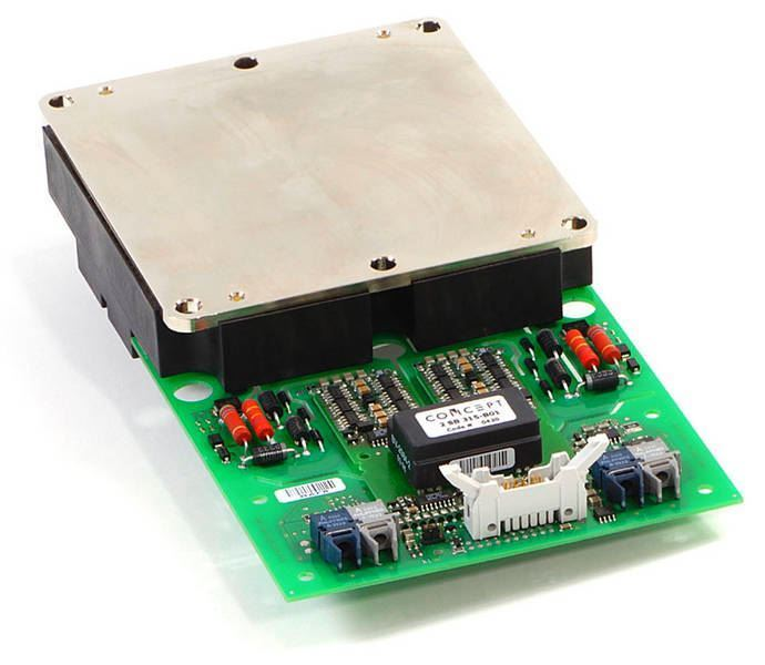 Picture for category Dual Channel SCALE Plug-and-Play IGBT Driver