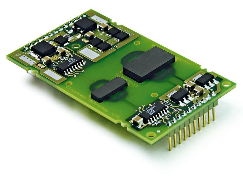 Picture for category Single Channel High-Power High-Frequency SCALE-2 IGBT and MOSFET Driver Core