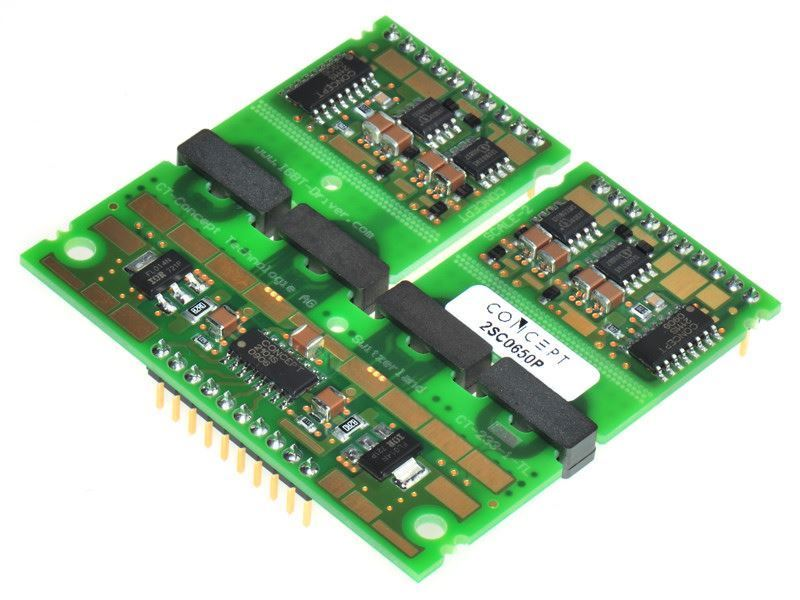 Picture for category Dual Channel High-Power High-Frequency SCALE-2 Driver Core