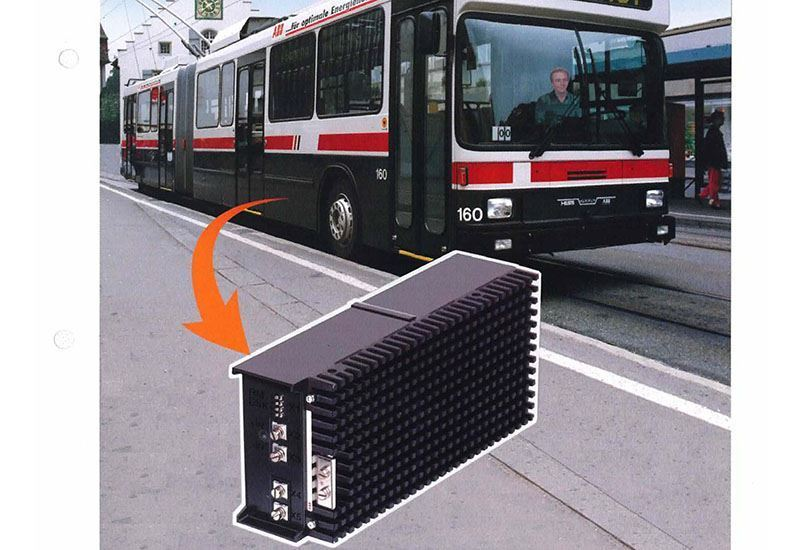 Picture for category Square-Wave Power Supplies for Traction Systems